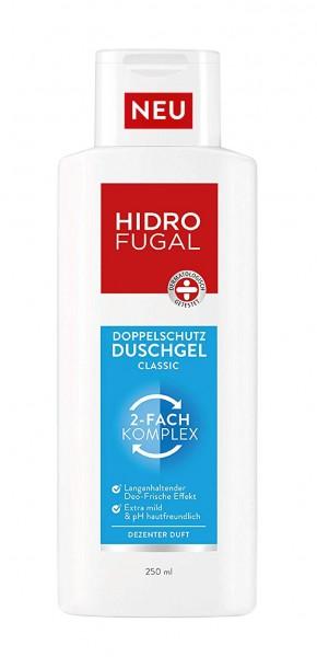 Hidrofugal Doppelschutz Duschgel Classic Dezenter Duft 250ml