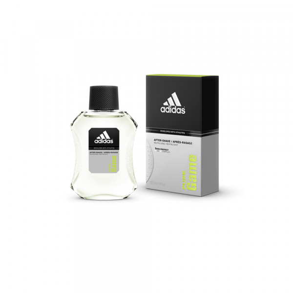 2x Adidas Pure Game After-Shave Lotion for Men je 100 ml