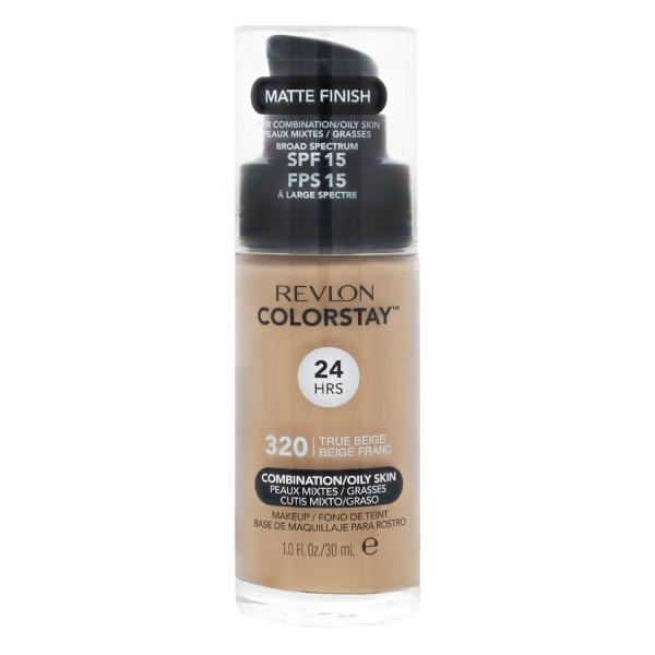 2 x Revlon ColorStay MakeUp Combination Oily Skin je 30 ml True Beige 320