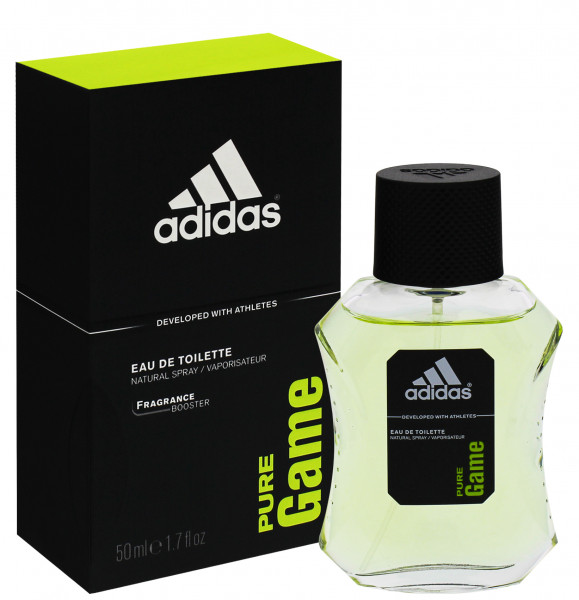 2x Adidas Eau de Toilette Pure Game je 50ml