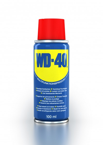 6 x WD-40 Multifunktionsprodukt je 100ml Classic Multifunktionsöl