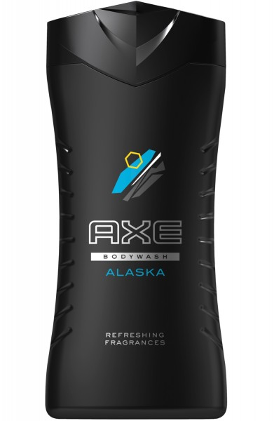 6 x Axe Alaska Dusch Gel für Männer je 250ml