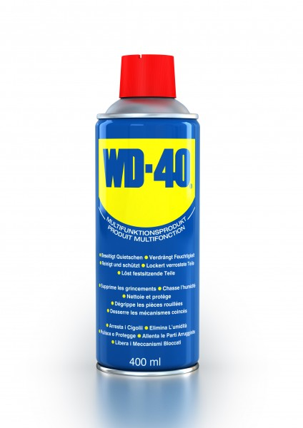3x WD-40 Multifunktionsprodukt je 400ml Classic