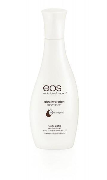 eos Body Lotion Vanilla Orchid Normale Bis Trockene Hautohne Parabene 200ml