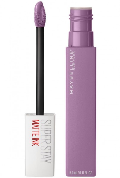 Maybelline New York Super Stay Matte Ink Lippenstift Nr. 100 Philosopher