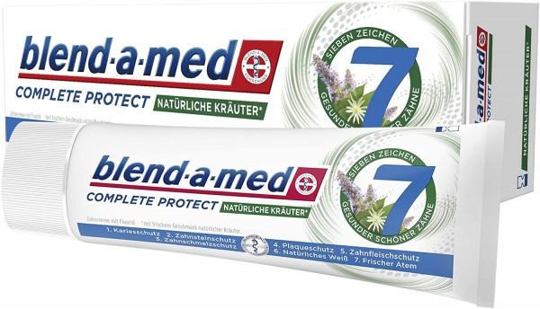 Blend-a-med Complete Protect natürliche Kräuter Zahncreme 75 ml