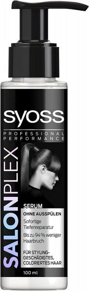 2 x Syoss Salonplex Serum für Styling geschädigtes coloriertes Haar je 100ml