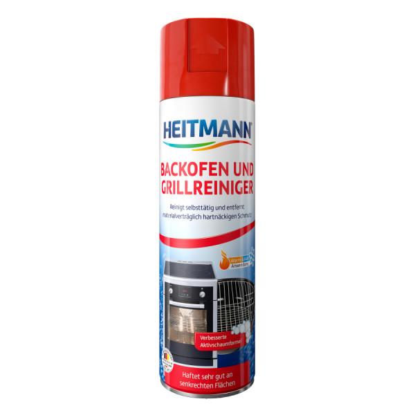 HEITMANN Backofen- und Grillreiniger 500ml