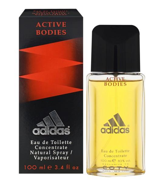 adidas Active Bodies Eau de Toilette Concentrate 100ml