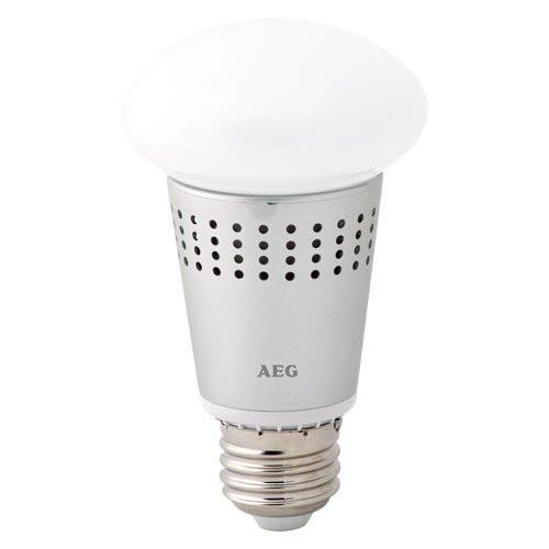 3 x AEG LED Lampe 8,5W 520185 600 Lumen warmweiß