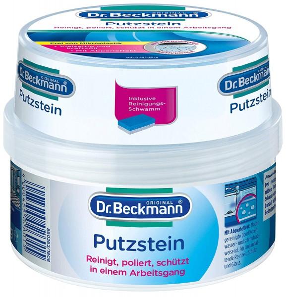 Dr. Beckmann Putzstein Ultrastark 400g +Schwamm