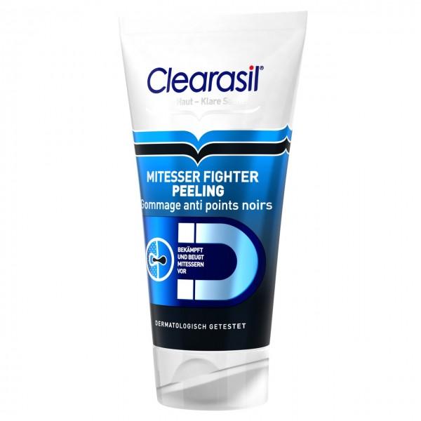 Clearasil Mitesser Fighter Peeling Waschpeeling 150ml