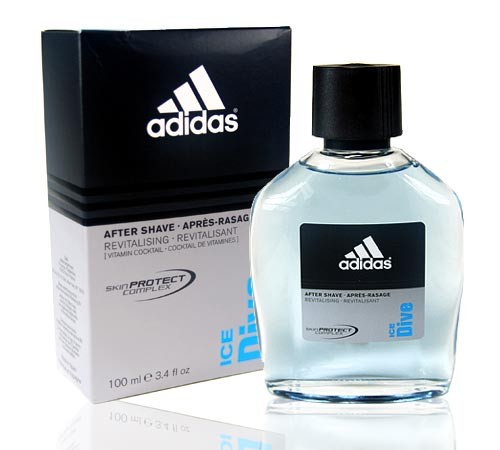 2x Adidas Aftershave New Ice Dive je 100ml