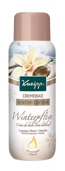 Kneipp Cremebad Winterpflege Nuss Vanille 400ml