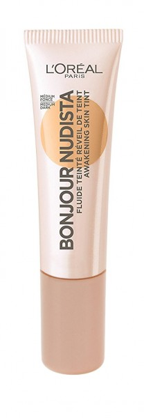 3x L\'Oreal Bonjour Nudista BB Cream 04 Medium Dark je 12ml