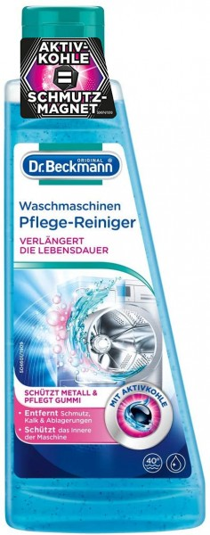 Dr. Beckmann Waschmaschinen Pflege-Reiniger 250ml