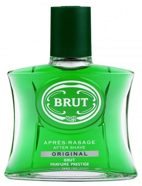 3x Brut Original Apres-Rasage Aftershave je 100ml