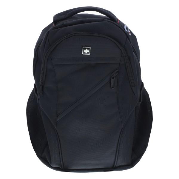 Suissewin SN9101 Laptop Rucksack schwarz
