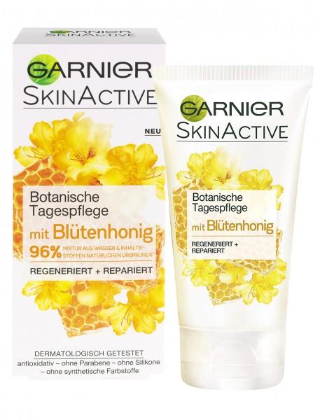 Garnier SkinActive Botanische Tagespflege mit Blütenhonig 50 ml