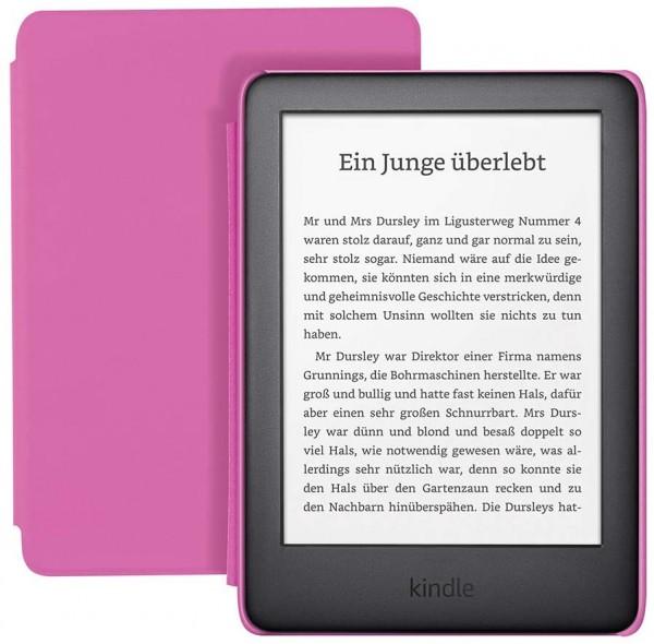 Amazon Der neue Kindle Kids Edition WLAN 8GB Pink eBook Reader 6 Zoll 15,2 cm