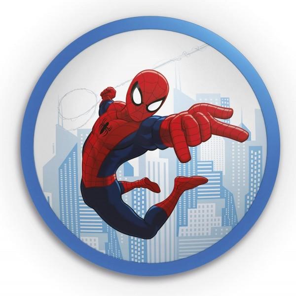 Philips Marvel Ultimate Spiderman LED Deckenleuchte 717604016 Energieklasse A+