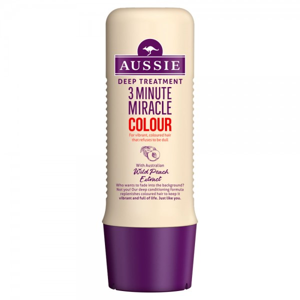 3 x Aussie Intensivkur 3 Minute Miracle Colour jeweils 250ml