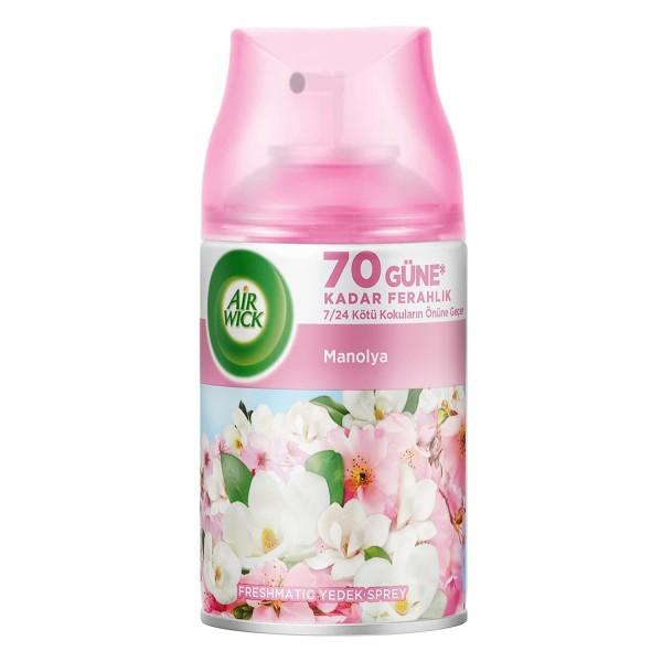 Air Wick Freshmatic Nachfüller Manolya 250ml Magnolie