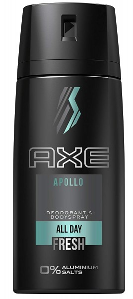 Axe Deospray Apollo All Day Fresh 150ml