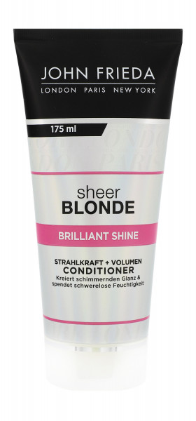 John Frieda Sheer Blonde Brilliant Shine Volumen Conditioner 175 ml
