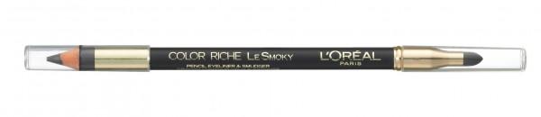 3x L\'Oreal Color Riche Le Smoky Eyeliner 202 Mystic Grey