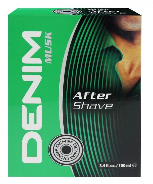 Denim Musk After Shave Rasierwasser 100ml für den Mann