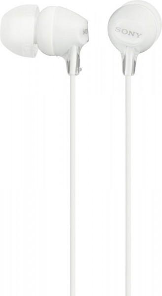 Sony MDR-EX15LP in Ear Stereo Kopfhörer weiß