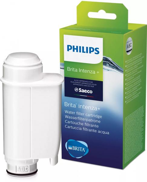 2 x Saeco Brita Intenza+ Wasserfilter für Philips & Saeco Espressomaschinen B Ware
