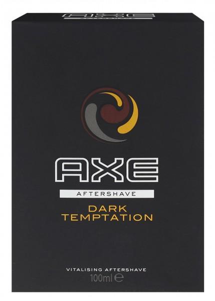 4x Axe Aftershave Dark Temptation je 100ml