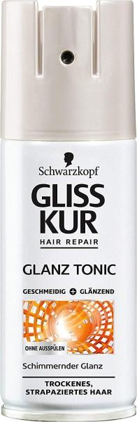 Schwarzkopf Gliss Kur Hair Repair Glanz Tonic Spray Schimmernder Glanz 100ml