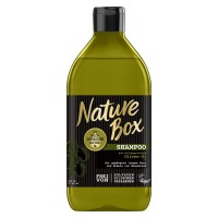 3 x Nature Box Oliven-Öl Kräftigungs-Shampoo je 385 ml Vegan