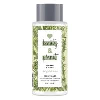 Love beauty & planet Rosemary & Vetiver Delightful Detox Conditioner silikonfrei 400ml