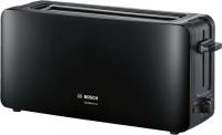 Bosch Langschlitz Toaster Comfort Line Schwarz TAT6A003