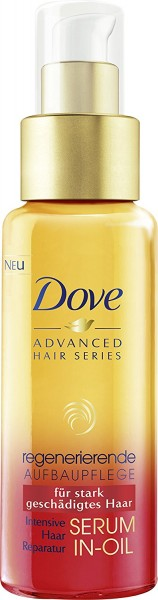 Dove Advanced Hair Series Serum in-Oil Regenerierende Aufbaupflege 50 ml
