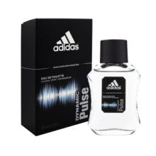 3 x Adidas Dynamic Pulse Eau de Toilette je 50 ml