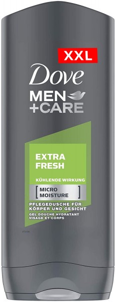 Dove Men+Care Duschgel Extra Fresh XXL 400ml for men