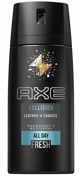 Axe Collision Leather + Cookies Deodorant & Bodyspray All Day Fresh 150ml
