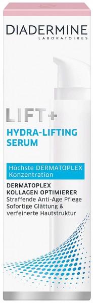 3x Diadermine Lift+ Hydra-Lifting Serum, Dermatoplex Technologie je 40ml
