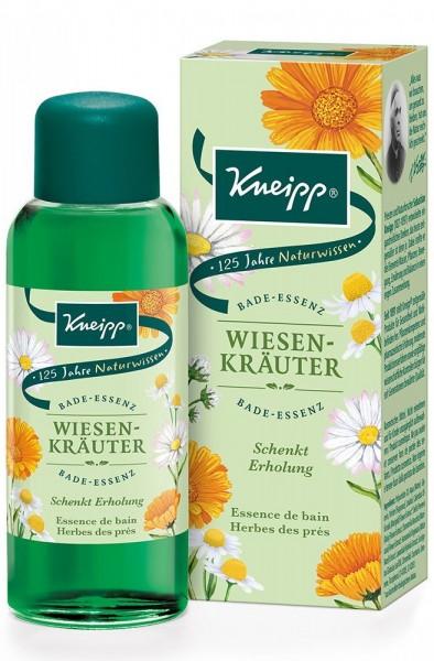 2 x Kneipp Bade-Essenz Wiesenkräuter Badeöl Badezusatz je 100ml