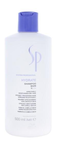 Wella SP Hydrate Shampoo 500ml Für trockenes und normales Haar