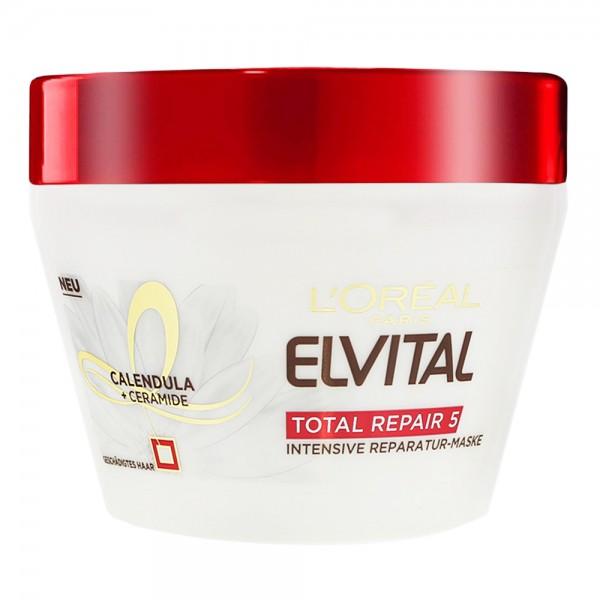 L\'Oreal Elvital Total Repair 5 Intensive Reparatur Haarmaske 300ml