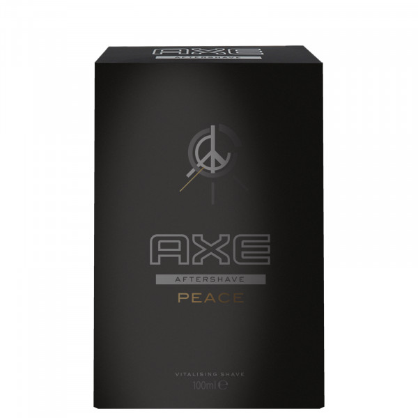 3x Axe Aftershave Peace je 100ml