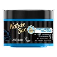 3 x Nature Box Feuchtigkeits-Gel-Creme Kokosnuss-Öl je 200 ml Haarkur