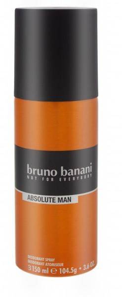6 x Bruno Banani Absolute Man Deodorant Spray je 150ml