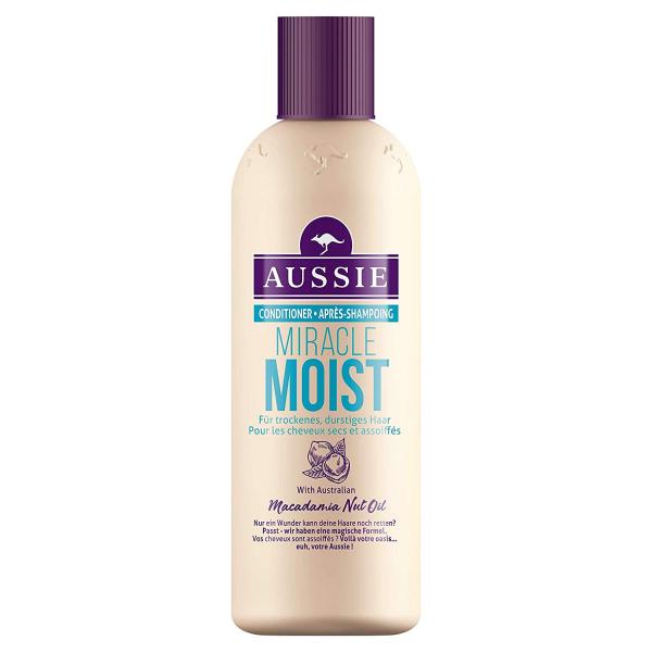 Aussie Conditioner Miracle Moist 250ml Spülung für trockenes Haar